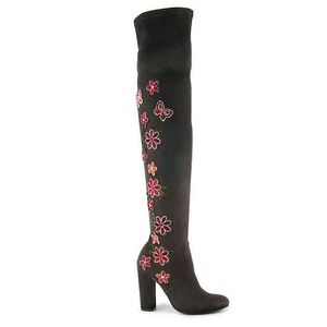 Chinese Laundry Casey Over the Knee Boot